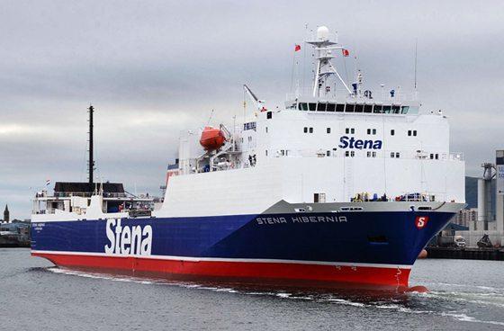 Stena Hibernia - Bildquelle: Stena Line