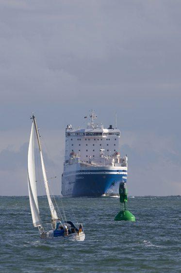 Translubeca der Reederei Finnlines - Bildquelle: Finnlines
