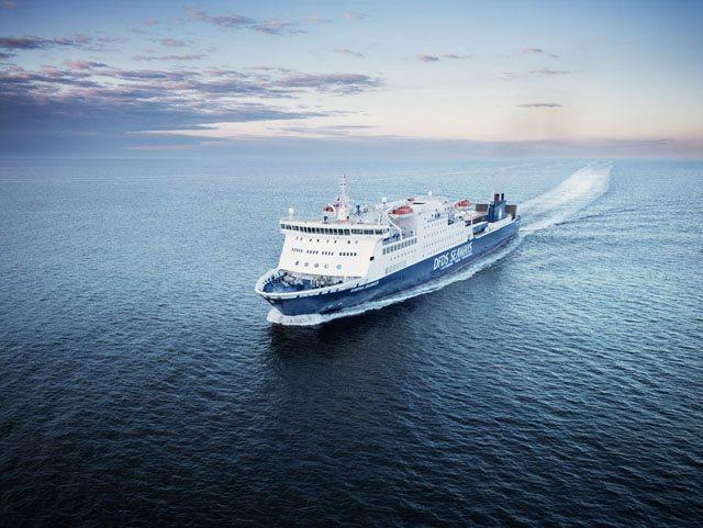 Sirena Seaways von der Reederei DFDS Seaways - Bildquelle: DFDS Seaways