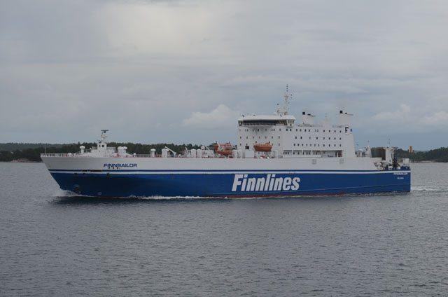 MS Finnsailor - Bildquelle: Fähren-Aktuell/Marcel Brech