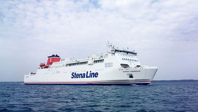 Stena Nordica wird Anfang 2015 durch die Stena Superfast X ersetzt - Bildquelle: Stena Line