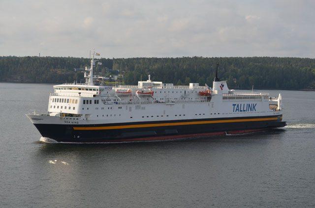 Sea Wind der Reederei Tallink - Bildquelle: Fähren-Aktuell