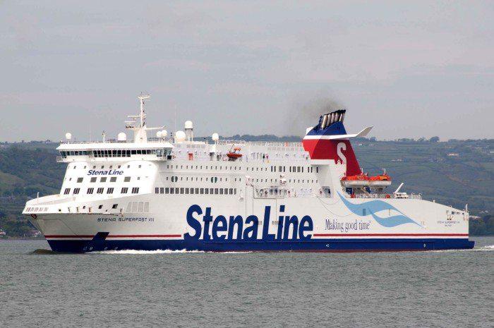 Stena superfast VIII Baugleich mit der Stena Superfast VII - Bildquelle: Stena Line