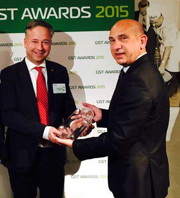 Green Ship Technology Award 2015 für Stena Line - Bildquelle: Stena Line