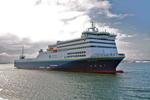 MV Highlanders (ex. Stena Traveller) - Bildquelle: Marine Atlantic