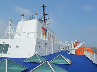 Außendeck der MS Berlin - Bildquelle: Fähren-Aktuell
