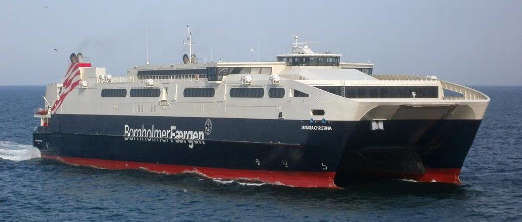 Leonora Chrstina von der Reederei Faergen - Bildquelle: Fähren-Aktuell
