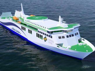 Neubau für Mols-Linien für Bornholm - Bildquelle: RMC (Rauma Marine Constructions Oy)