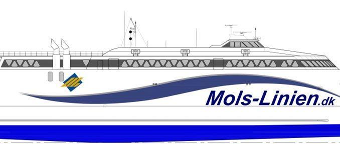 Mols Linien Bestellt Neue Katamaran Bei Austal F 228 Hren
