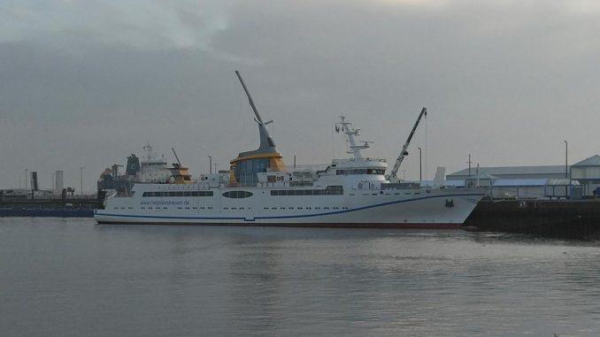 fähre cuxhaven nach helgoland